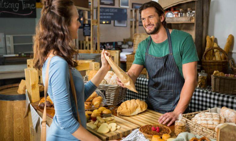 Comercio minorista. ¿Por qué el el pequeño comercio tiene mayor ventaja en el servicio al cliente?