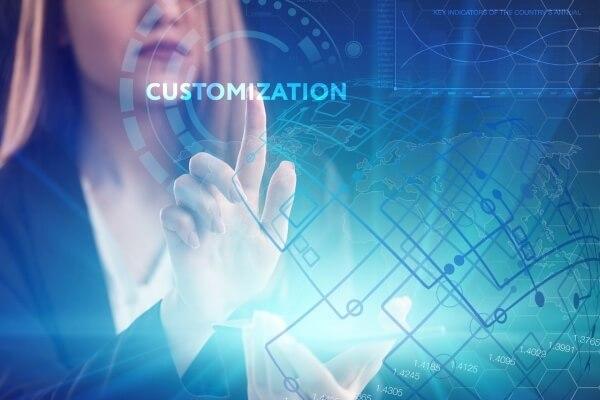 customizacion digital