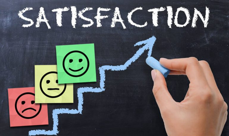Satisfacción del cliente ¿Qué es, por qué es importante y cómo mejorarla?