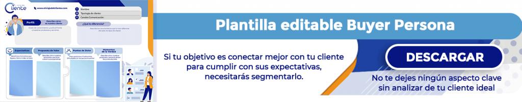 Editable Buyer Persona