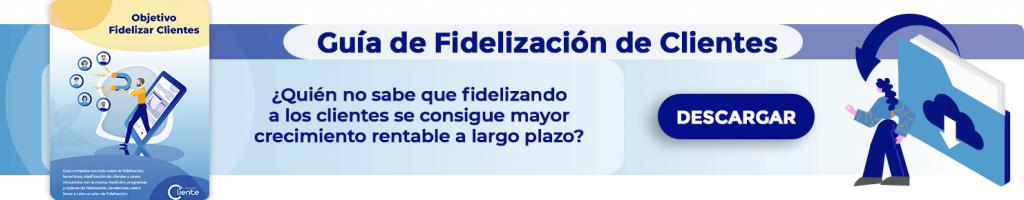 Guía de fidelización