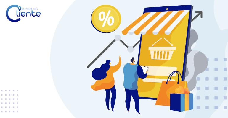 Customer journey map retail store