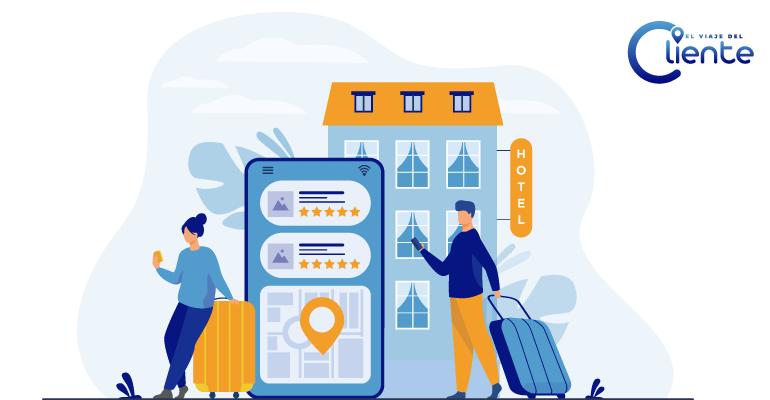 Cómo hacer el customer journey de un hotel